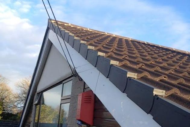 Work Done By Btb Roofing Ltd Burton Upon Trent